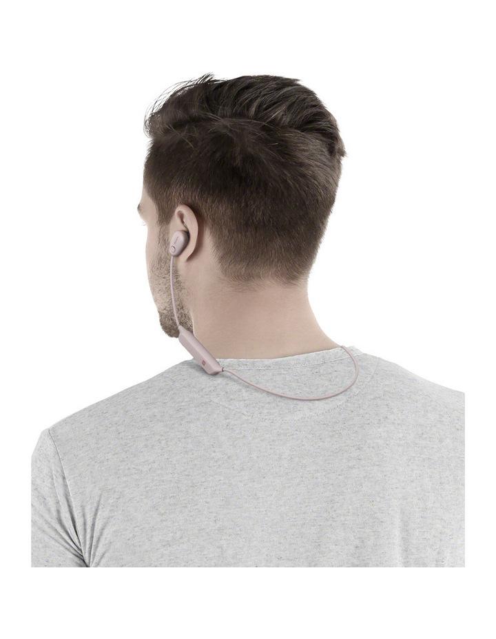 Wireless Sports in-ear Head Phones Pink WISP600NP image 4
