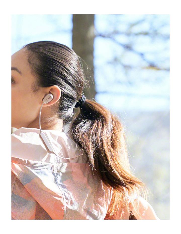 Wireless Sports in-ear Head Phones Pink WISP600NP image 5