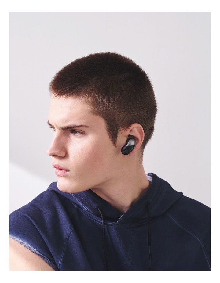 Wireless Sports in-ear Head Phones Black WFSP700NB image 9