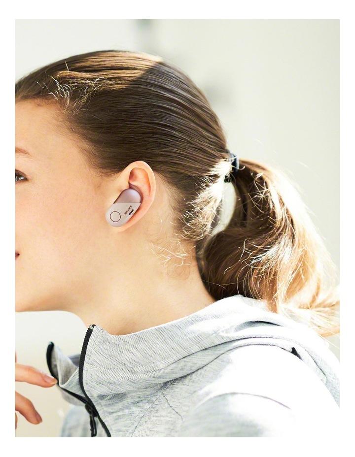 Wireless Sports in-ear Head Phones Pink WFSP700NP image 5