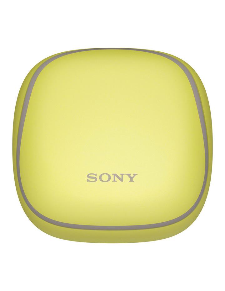 Wireless Sports in-ear Head Phones Yellow WFSP700NY image 4