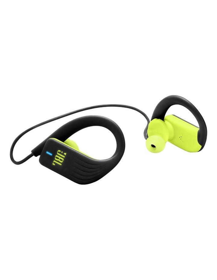 Endurance Sprint Bluetooth Sports Headphones - Yellow image 1