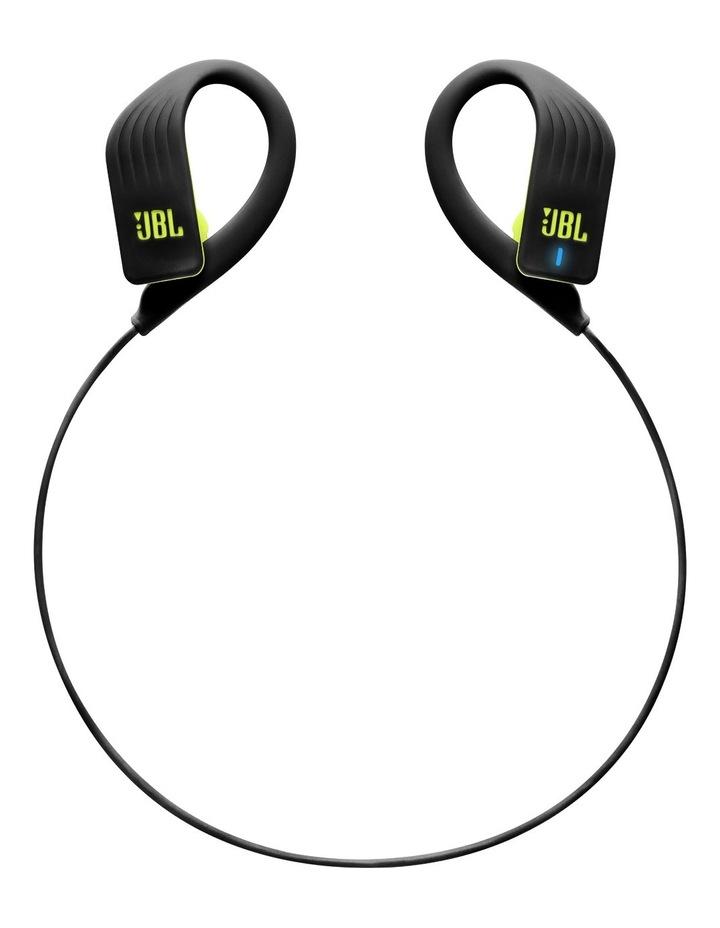 Endurance Sprint Bluetooth Sports Headphones - Yellow image 2