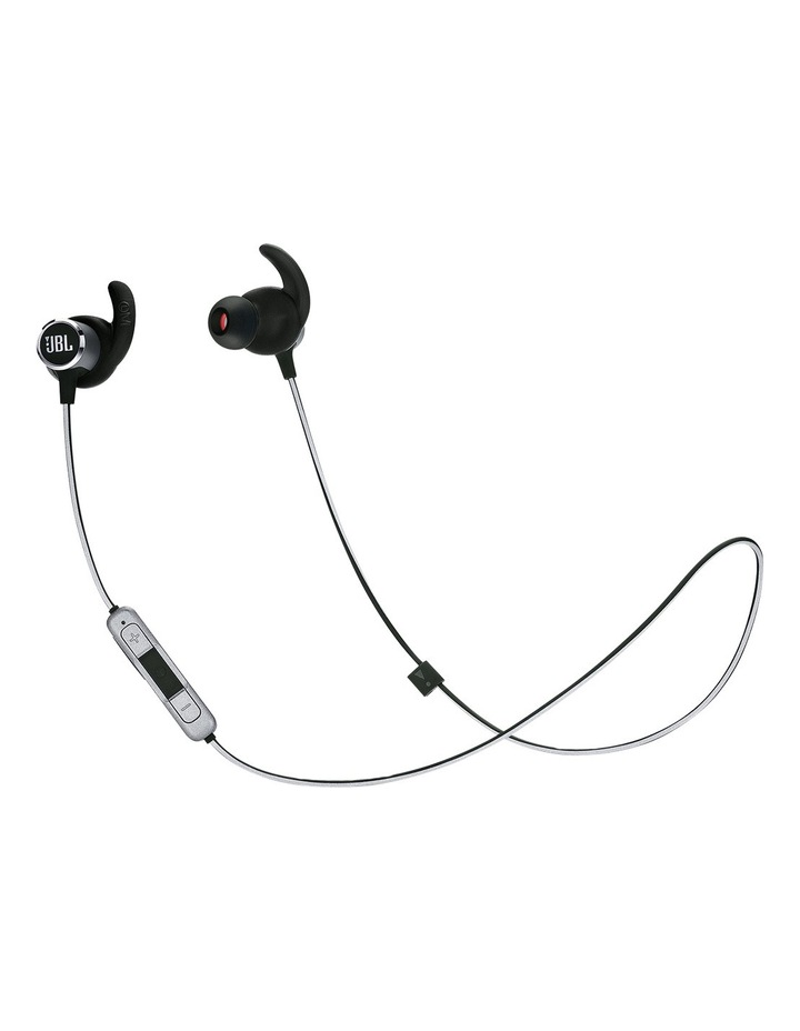 Reflect Mini 2 Bluetooth In-Ear Sports Headphones - Black image 1