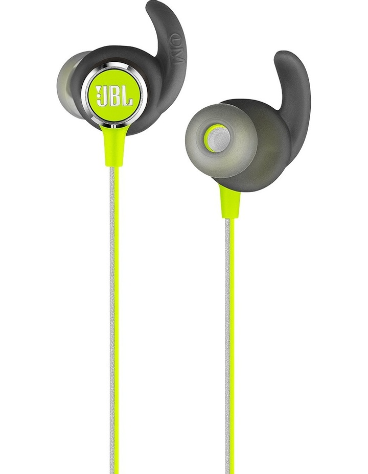 Reflect Mini 2 Bluetooth In-Ear Sports Headphones Green image 2