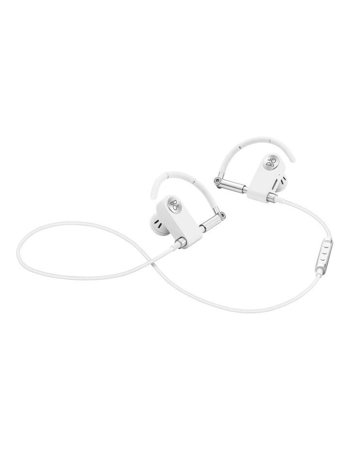 B&O Earset Premium Adjustable Wireless Bluetooth Headphones - White image 1