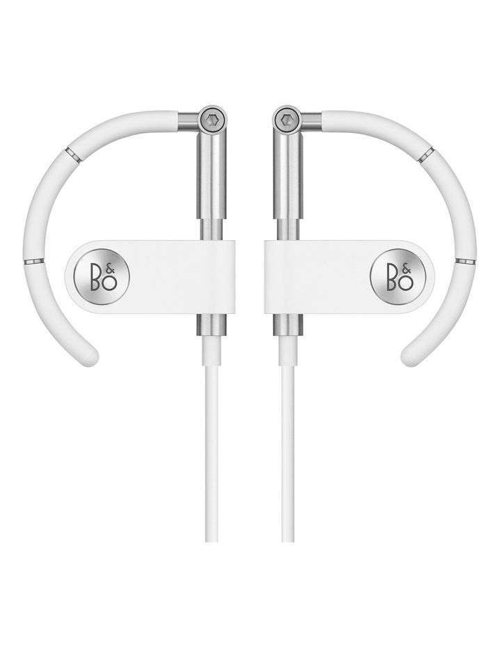 B&O Earset Premium Adjustable Wireless Bluetooth Headphones - White image 2