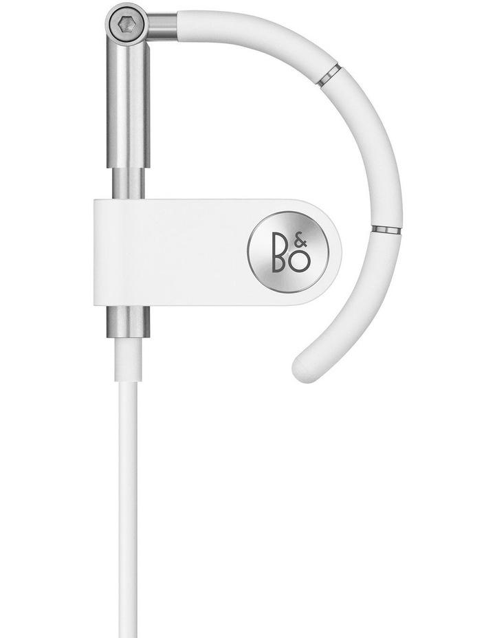 B&O Earset Premium Adjustable Wireless Bluetooth Headphones - White image 4