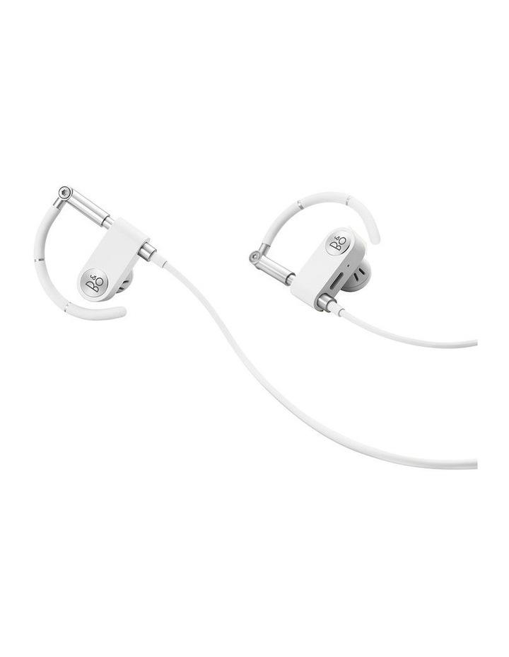 B&O Earset Premium Adjustable Wireless Bluetooth Headphones - White image 6