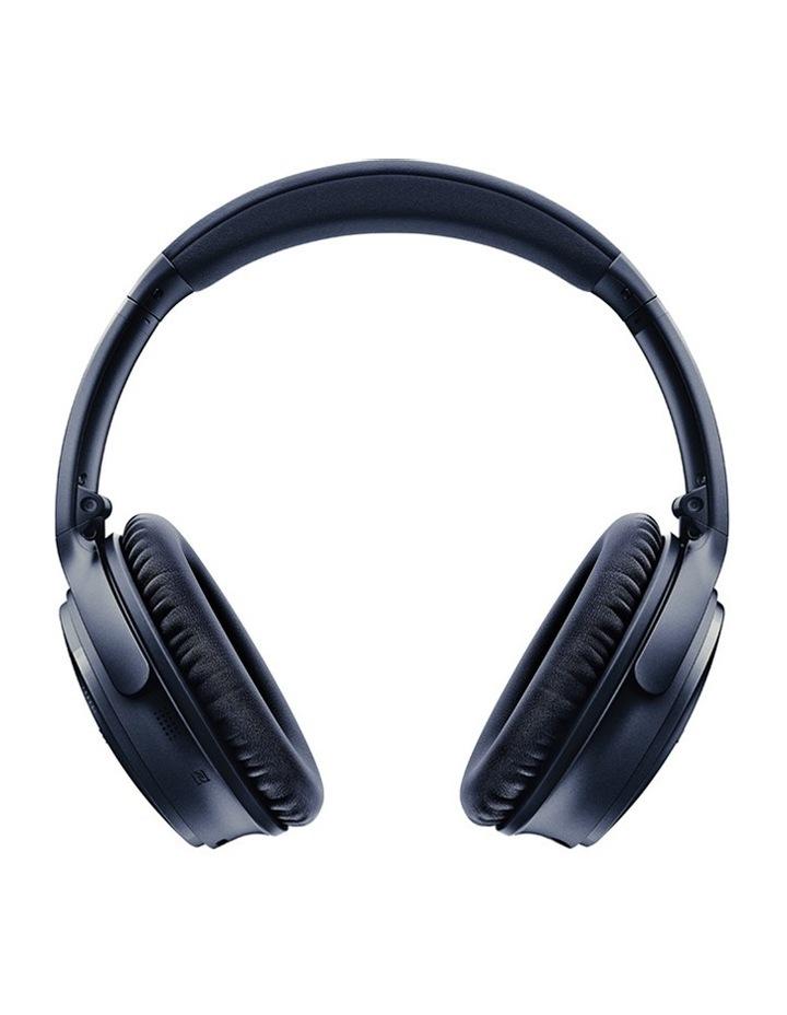 QuietComfort 35 wireless headphones II Limited Edition - Triple Midnight image 3