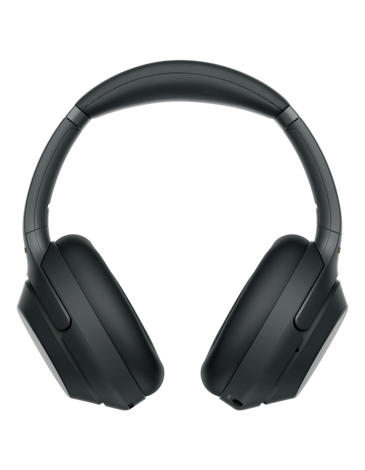 WH1000XM3B NC over-ear w/less h/phns Black image 2