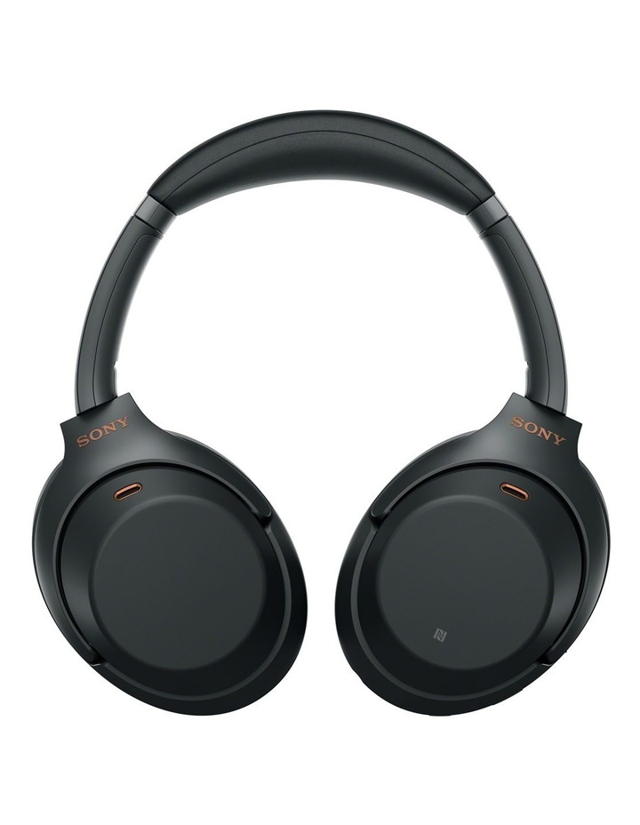 Over-Ear Wireless Headphones Black WH1000XM3B NC image 3