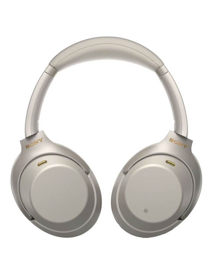 Over-Ear Wireless Headphones  Platinum Silver WH1000XM3S NC image 3
