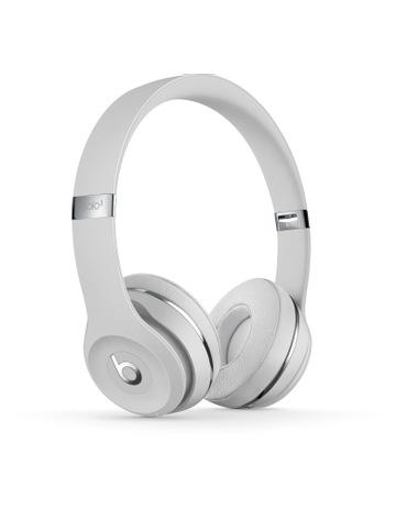 Beats by Dr DreSolo3 Wireless On-Ear Headphones - Satin Silver. Beats by Dr  Dre Solo3 Wireless On-Ear Headphones - Satin Silver 79d0790135