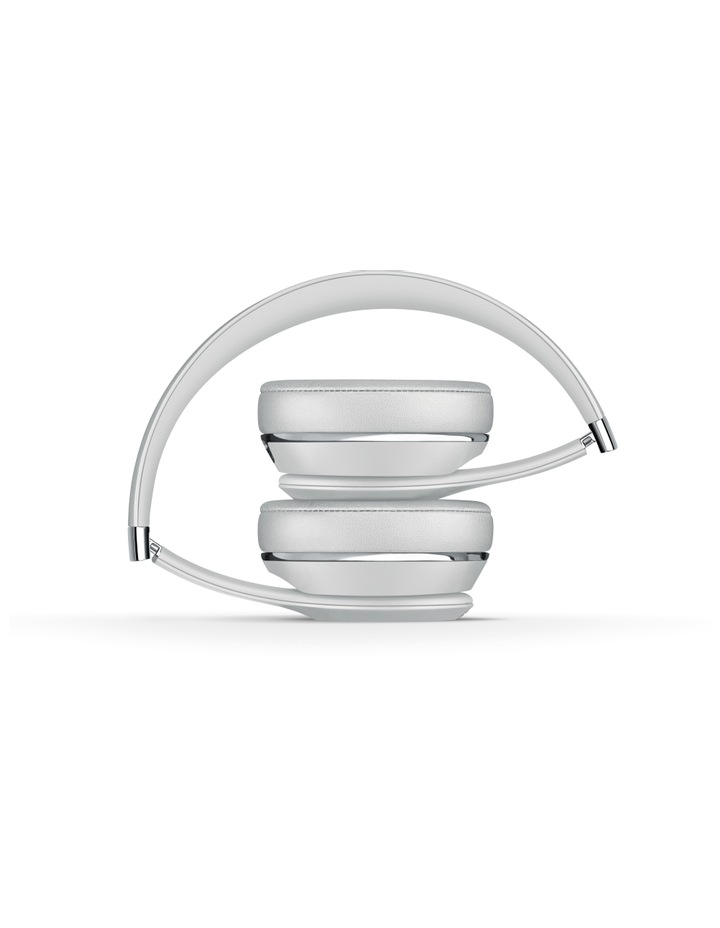 Solo3 Wireless On-Ear Headphones - Satin Silver image 4