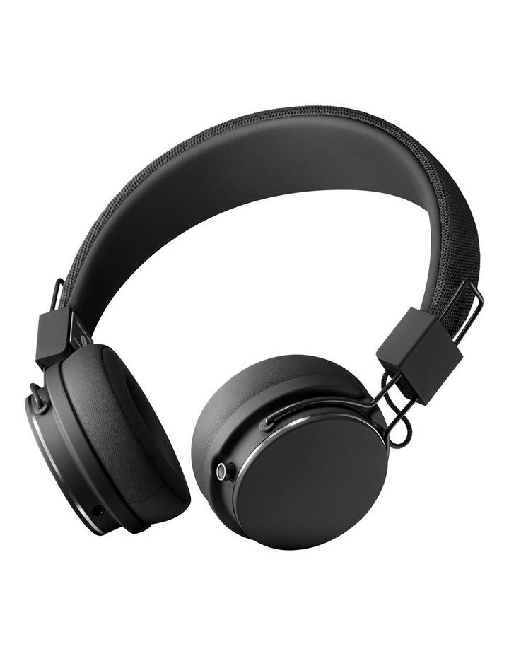 Plattan II Black Bluetooth On-Ear Headphones image 1