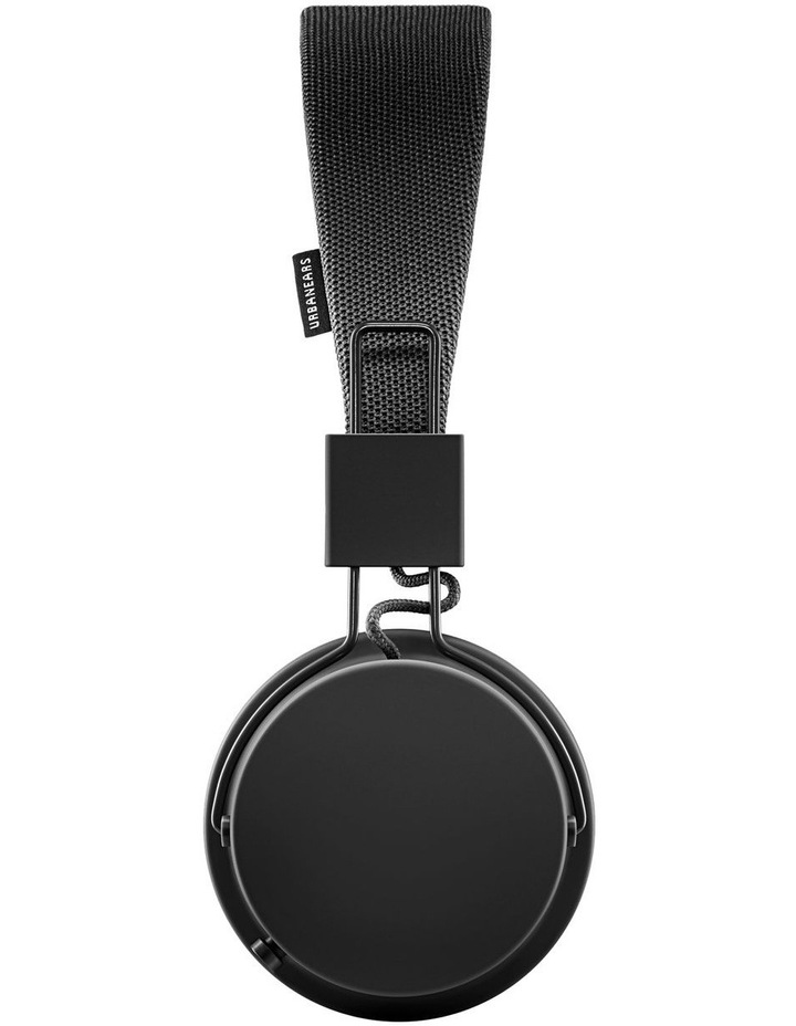 Plattan II Black Bluetooth On-Ear Headphones image 2
