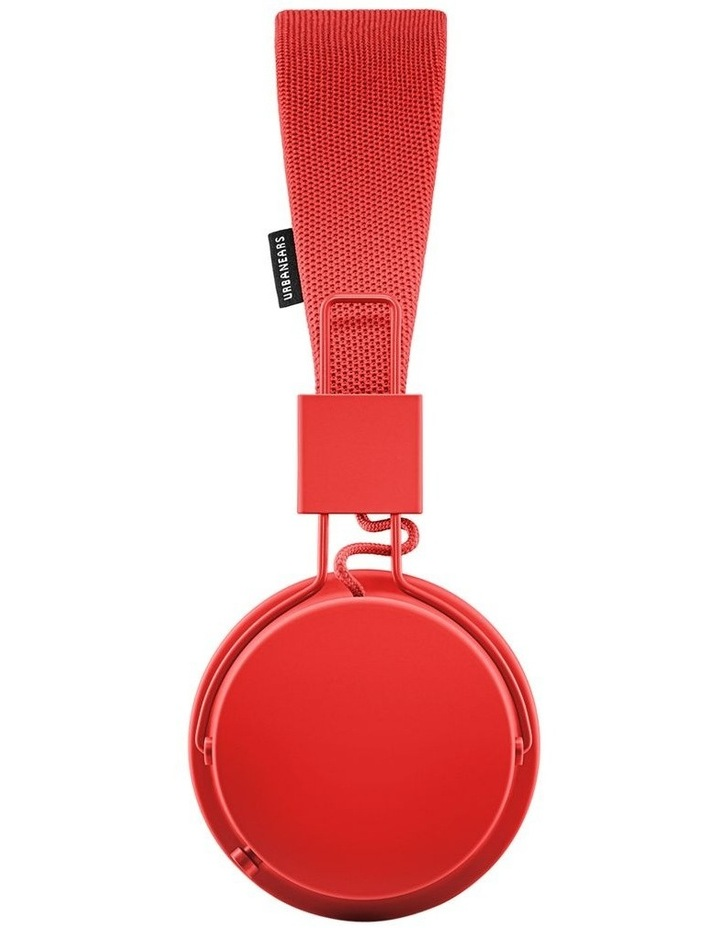 Urbanears Plattan II Bluetooth On-Ear Headphones - Tomato image 2