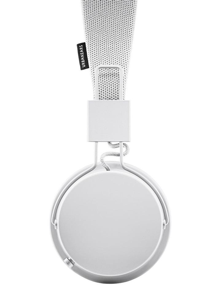 Plattan II Bluetooth On-Ear Headphones - True White image 2