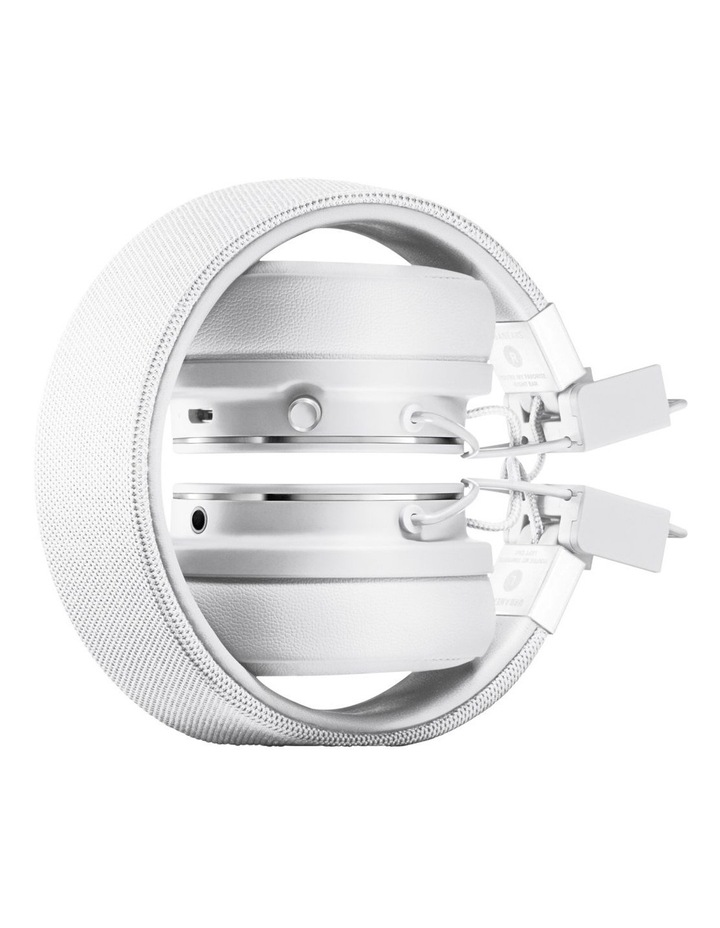 Plattan II Bluetooth On-Ear Headphones - True White image 3