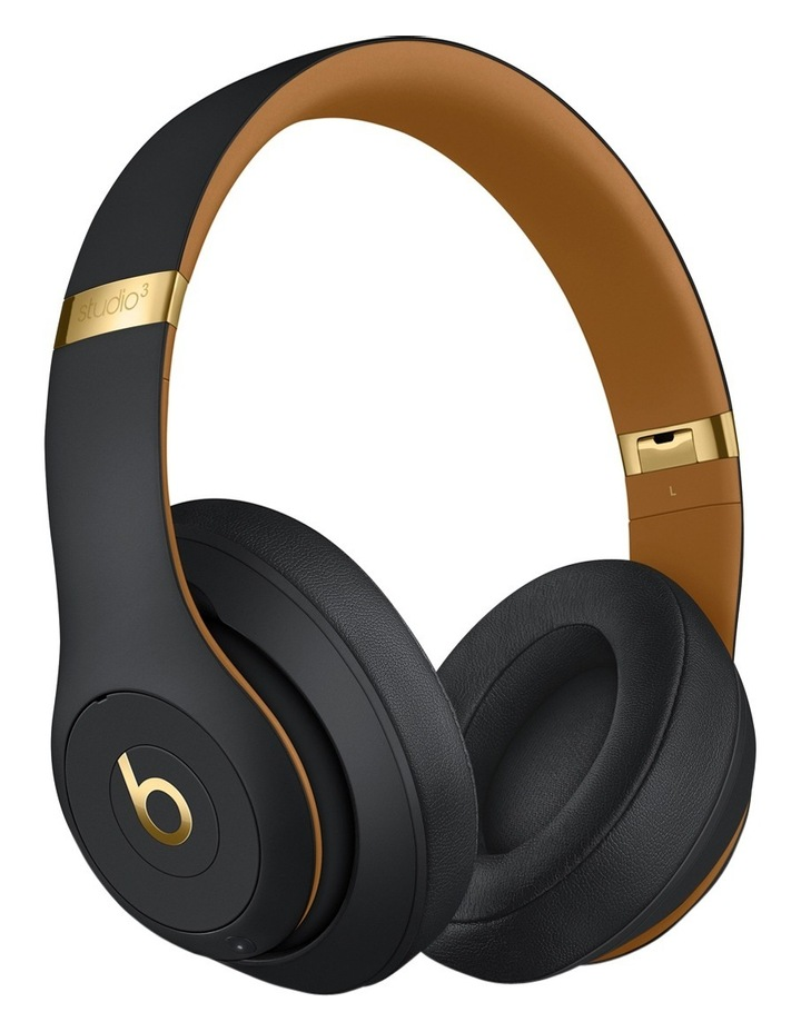 Studio3 Wireless Over-Ear Headphones The Beats Skyline Collection - Midnight Black image 1