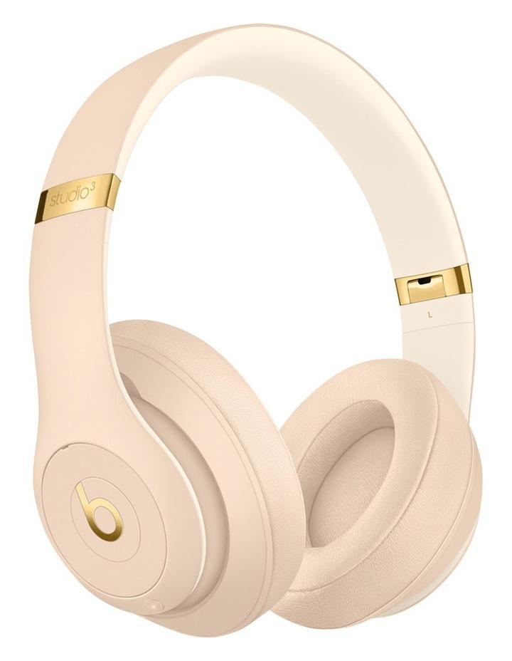 Studio3 Wireless Over-Ear Headphones The Beats Skyline Collection - Desert Sand image 1