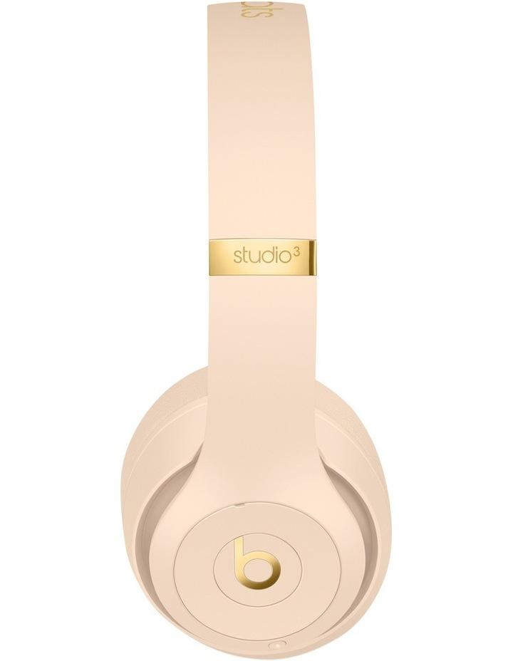 Studio3 Wireless Over-Ear Headphones The Beats Skyline Collection - Desert Sand image 3