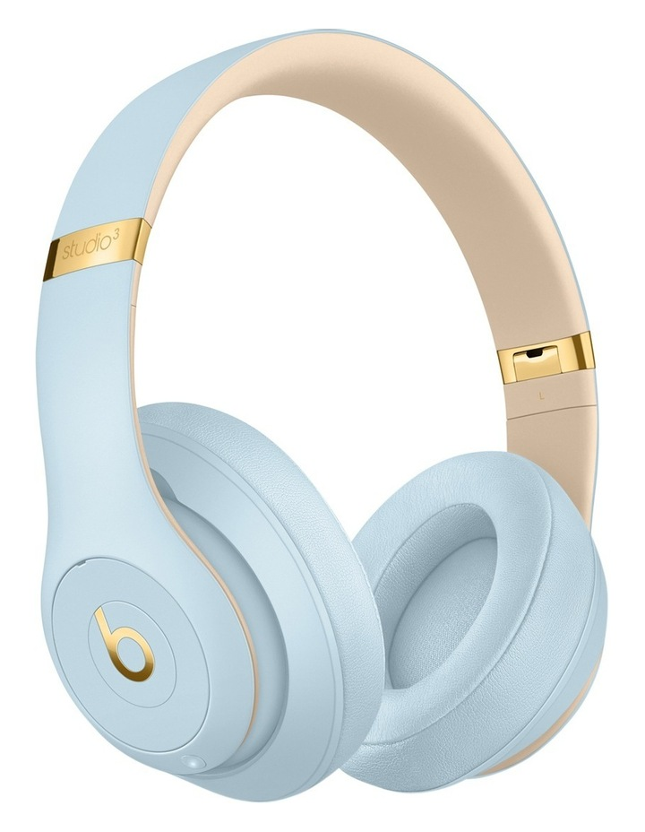 Studio3 Wireless Over-Ear Headphones The Beats Skyline Collection - Crystal Blue image 1