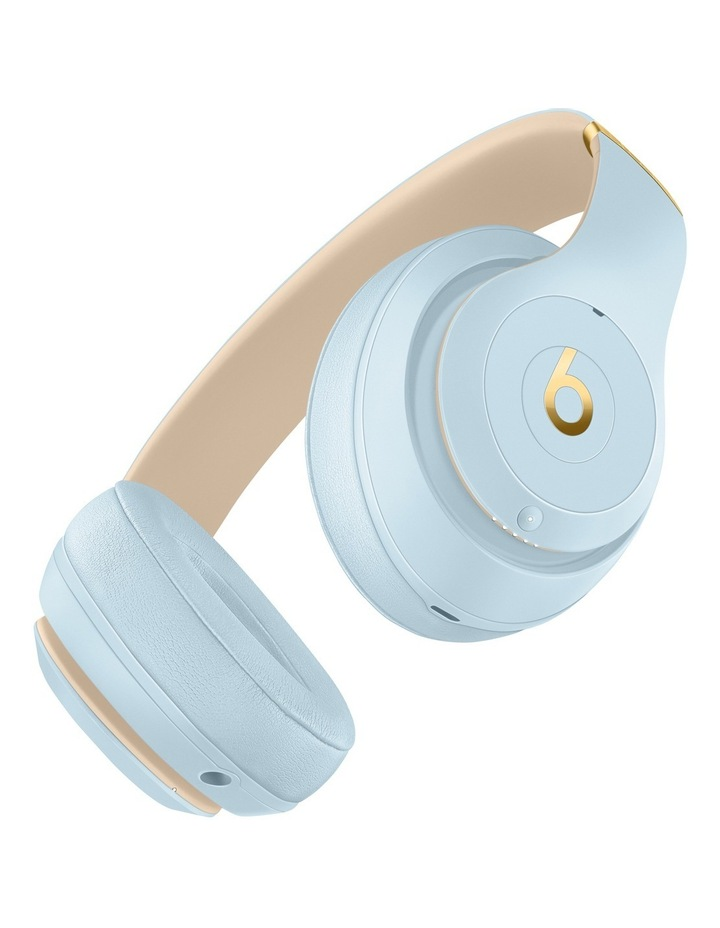 Studio3 Wireless Over-Ear Headphones The Beats Skyline Collection - Crystal Blue image 2