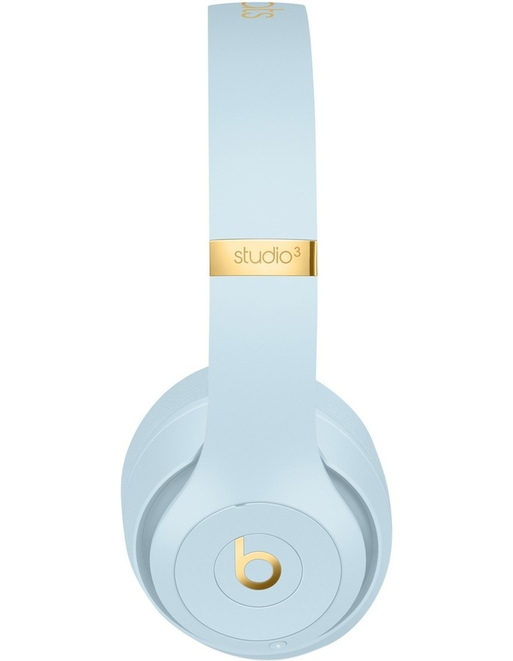 Studio3 Wireless Over-Ear Headphones The Beats Skyline Collection - Crystal Blue image 3