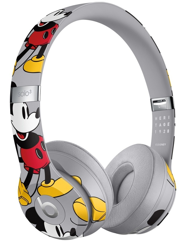 Solo3 Wireless On-Ear Headphones - Mickey's 90th Anniversary Edition image 1