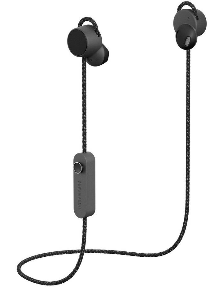 Urbanears Jakan Bluetooth In-Ear Headphones - Charcoal Black image 2