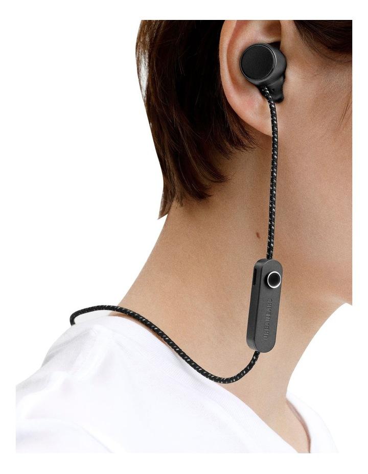 Urbanears Jakan Bluetooth In-Ear Headphones - Charcoal Black image 6