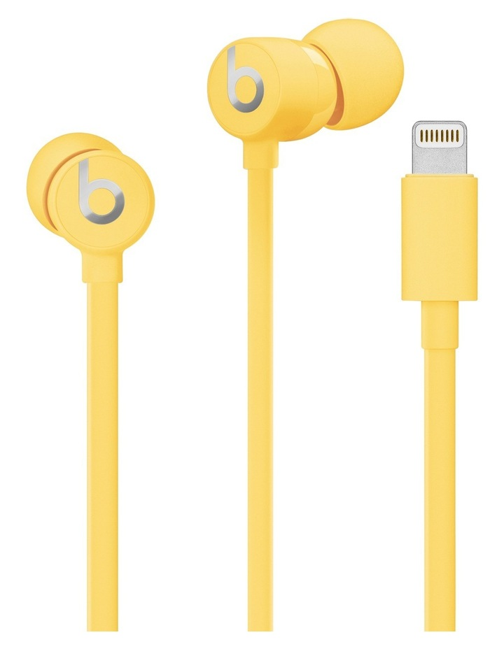 urBeats3 Earphones with Lightning Connector Yellow image 3