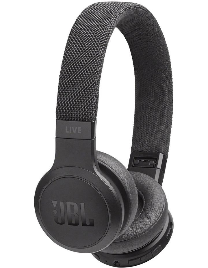 cea754805c0 JBL | Live 400BT Wireless On-Ear Headphones Black | MYER