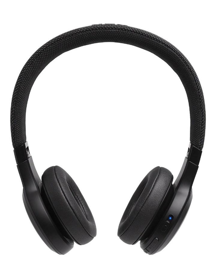 Live 400BT Wireless On-Ear Headphones Black image 2