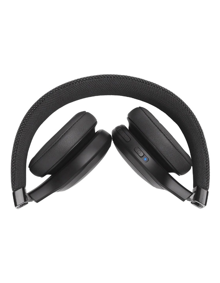 Live 400BT Wireless On-Ear Headphones Black image 4
