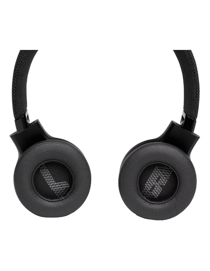 Live 400BT Wireless On-Ear Headphones Black image 5