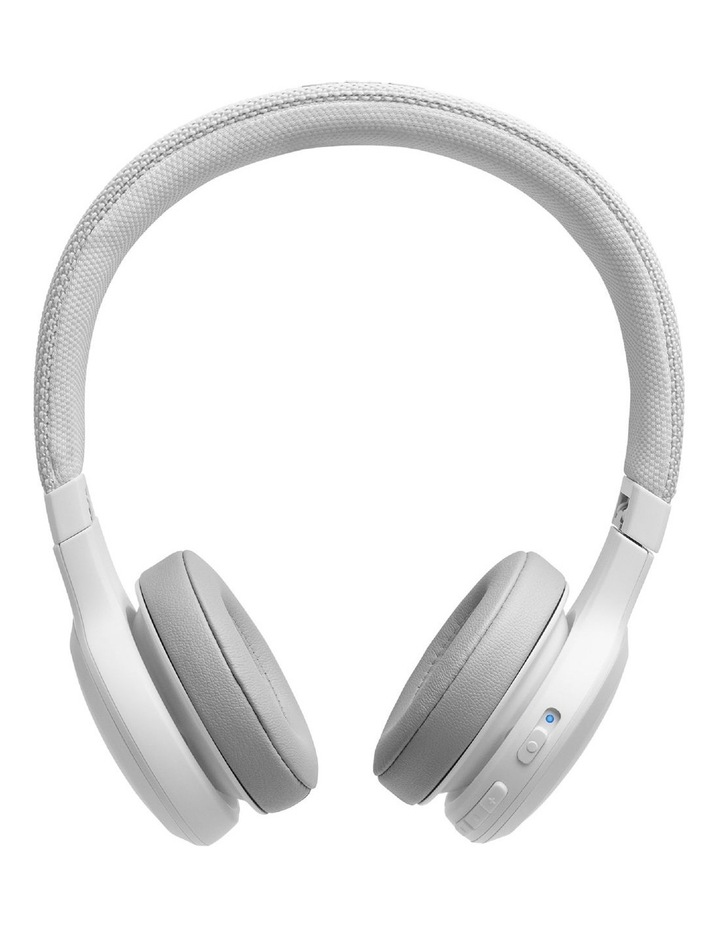 Live 400BT Wireless On-Ear Headphones White image 2