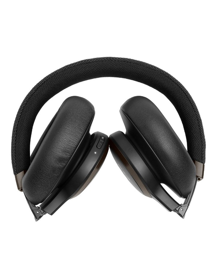 Live 650BTNC Noise Cancelling Wireless Over-Ear Headphones Black image 5