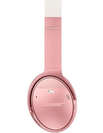 06ca15c1ce95d7 BOSE®QuietComfort 35 Wireless Headphones II Limited Edition - Rose Gold.  BOSE® QuietComfort 35 Wireless Headphones II Limited Edition - Rose Gold