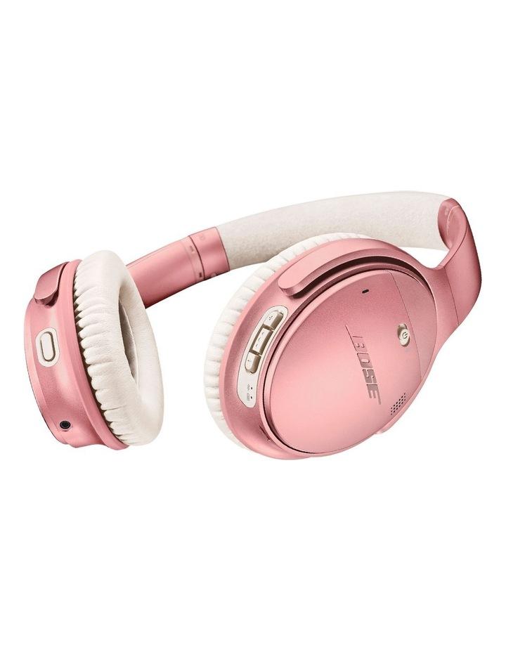 QuietComfort 35 Wireless Headphones II Limited Edition - Rose Gold image 2