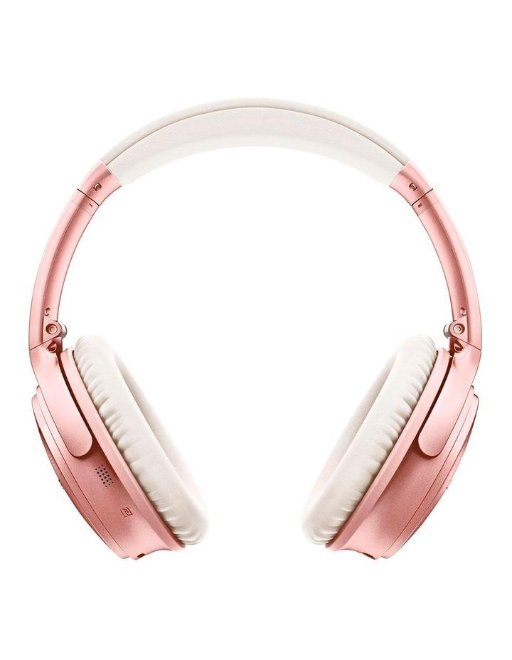 QuietComfort 35 Wireless Headphones II Limited Edition - Rose Gold image 3