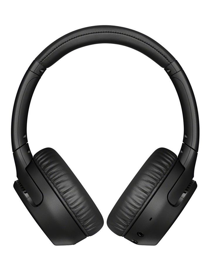 Sony WHXB700B Wireless On-Ear Extra Bass Headphones Black image 1