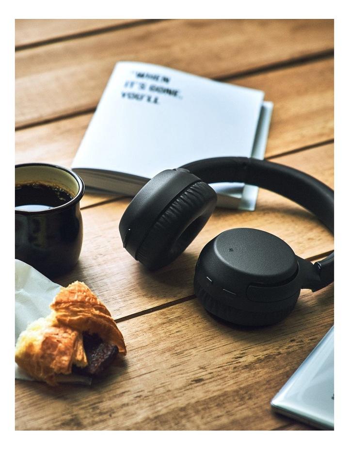 Sony WHXB700B Wireless On-Ear Extra Bass Headphones Black image 7