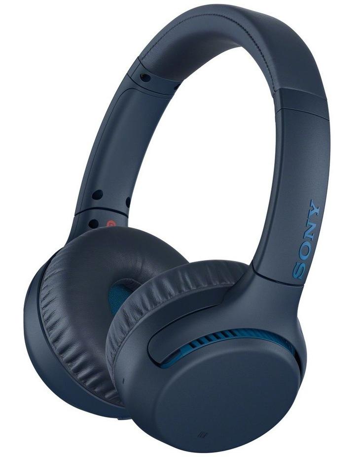 Sony WHXB700L Wireless On-Ear Extra Bass Headphones Blue image 1