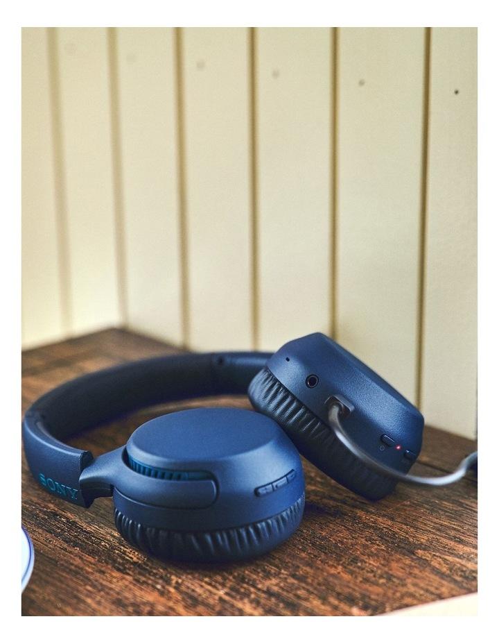 Sony WHXB700L Wireless On-Ear Extra Bass Headphones Blue image 5