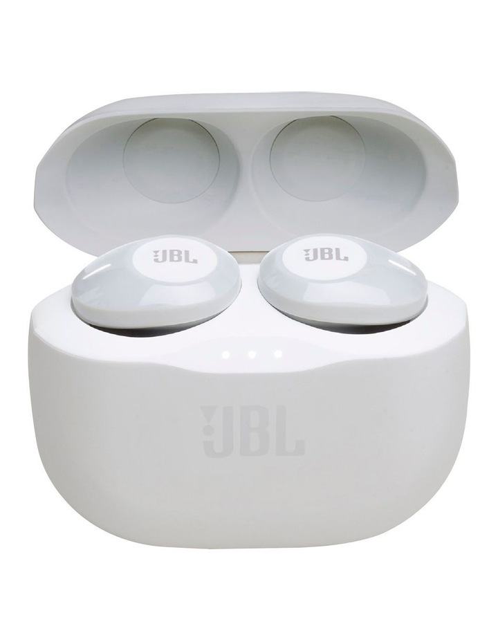 Tune 120TWS True Wireless In-Ear Headphones White image 2
