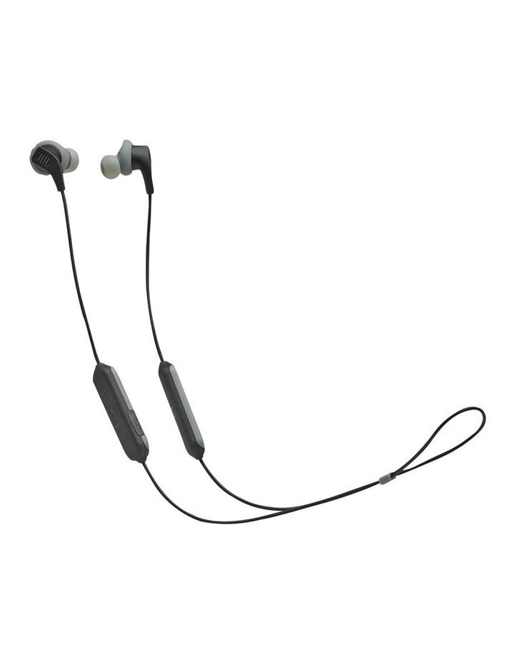 Endurance Run BT In-Ear Headphones - Black image 1