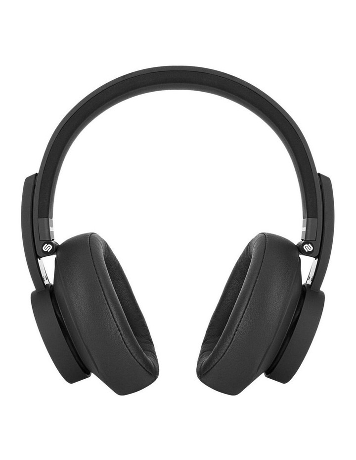 New York Noise Cancelling Wireless Over-Ear Headphones - Black image 1